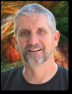 Ron Frazer portrait