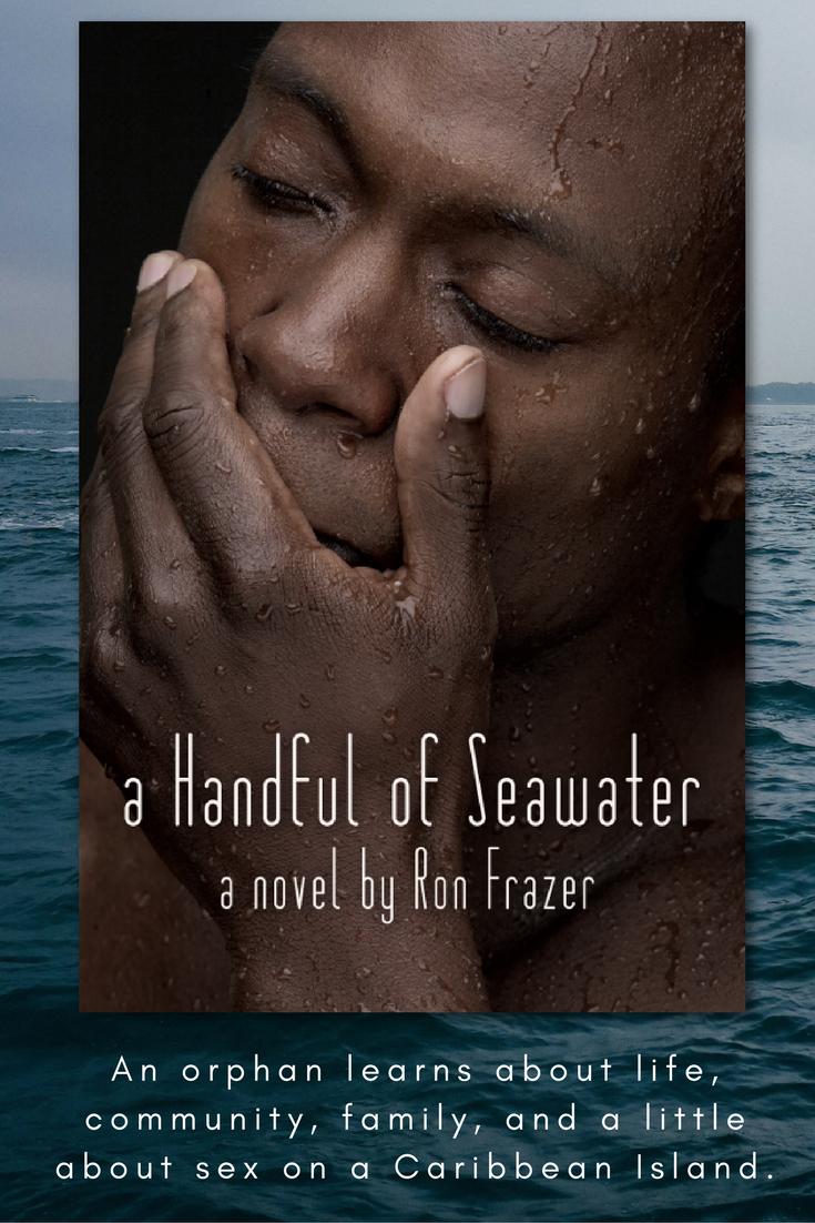 A Handful of Seawater cover art