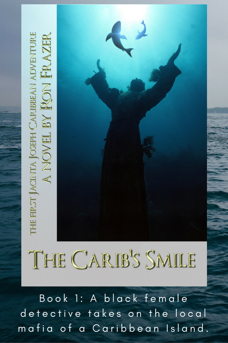 The Carib's Smile cover art