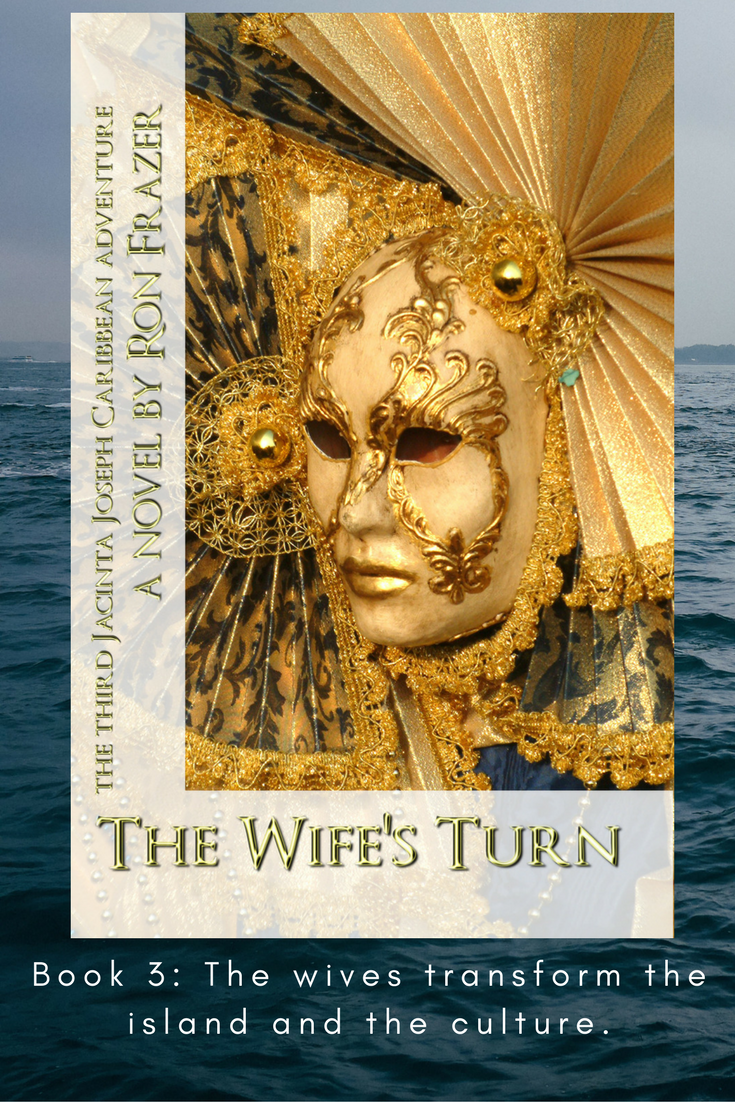 The Wife's Turn cover art