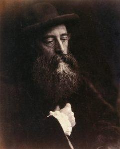 Portrait of G. F. Watts by Julia Margaret Cameron