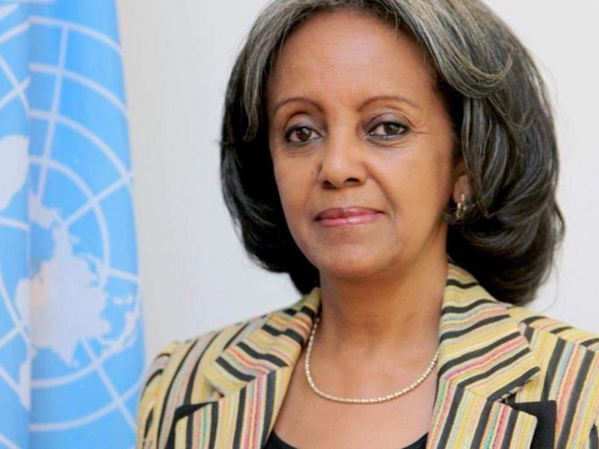 Ethiopia Elects First Woman President